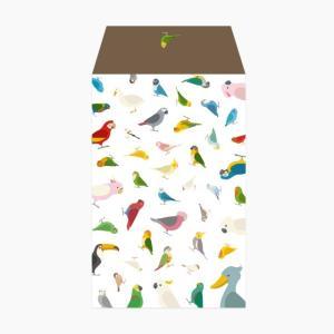 【Birdstory】BirdBirdBird! ポチ袋|torimura