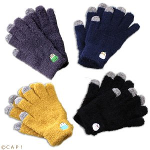 【フレンズヒル】もこふわ手袋