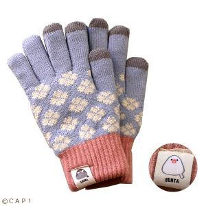 【フレンズヒル】さくぶんよつば 手袋|torimura