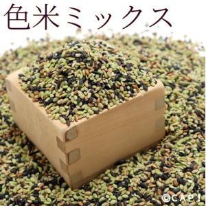 【熊本県産】色米ミックス 100g|torimura