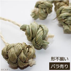CAP! いぐさのおもちゃ 単品 かじりーず ボール系 1個|torimura