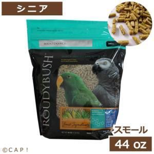賞味期限2022/9/17 ラウディブッシュ シニアダイエット スモール 44oz【1.25kg】|torimura