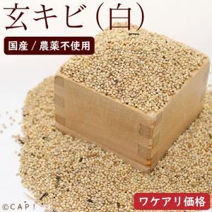 【ワケアリ】【国内産/農薬不使用】玄キビ(白) 100g|torimura