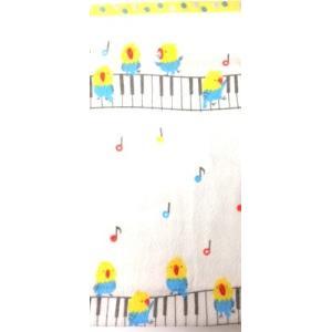 【ShinziKatoh】小鳥の歌 フェイスタオル|torimura