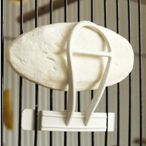 とりきち横丁 CAP! 鳥用品 とりきち横丁 カットルボーンホルダー|torimura