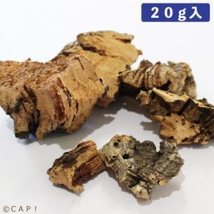 CAP! とりきち横丁 天然コルク片 20g入|torimura