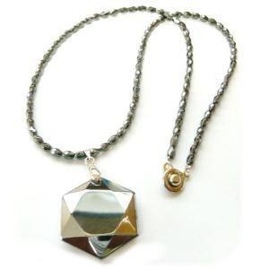 TRINOX トリノックス Micro 六芒星ハイエナジー テラヘルツ ネックレス 健康 パワーストーン 天然石|torinox-store