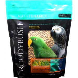 ラウディブッシュ 鳥用ペレット メンテナンス スモール 1.25kg|torippie
