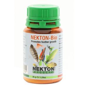 ネクトンBIO(NEKTON-BIO) 35g 換羽期用サプリメント   おまけ有 保存袋、乾燥剤、計量スプーン付き / 送料無料 torippie