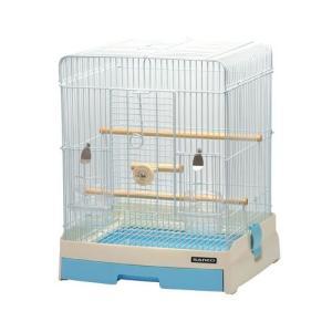 三晃商会 イージーホームバード 35-BL 手乗り(鳥かご・ケージ)|torippie