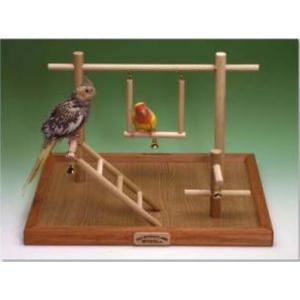 インコのおもちゃ 手のり用アスレチック SH-400|torippie