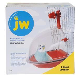 インコのおもちゃ JW Pet Company Bird Bath - 31317 バードバス