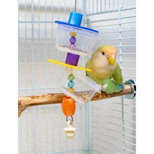 インコのおもちゃ フォージングカップ ALOHA HEAVEN(アロハヘブン)|torippie