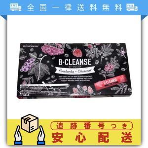 ビークレンズ B-CLENSE 30包入 コンブチャ×チャコール Wダイエットサプリ