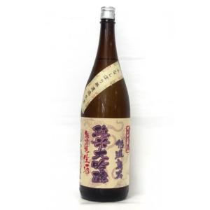 人気商品!土佐酒 安芸虎 純米大吟醸 低温熟成 古酒 1.8L|tosazake007