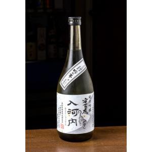 人気商品!土佐酒 安芸虎 純米吟醸 入河内 720ml|tosazake007