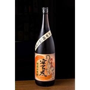 人気商品!土佐酒 安芸虎 純米 山田80% 1.8L|tosazake007