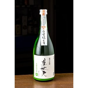 人気商品!土佐酒 美丈夫 純米大吟醸 舞 うすにごり 720ml|tosazake007