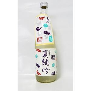 文佳人 日本酒 純米吟醸 夏純吟 720ml|tosazake007
