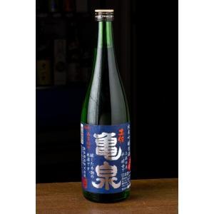 人気商品!土佐酒 亀泉 純米吟醸 高育63号 720ml|tosazake007