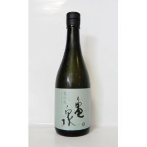 亀泉 亀の尾 日本酒 純米大吟醸 720ml|tosazake007