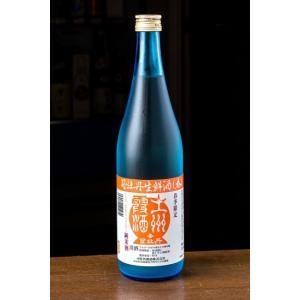 人気商品!土佐酒 司牡丹 純米酒 生鮮酒(春) 土州霞酒 720ml tosazake007