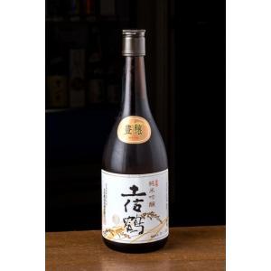 人気商品!土佐酒 土佐鶴 純米吟醸 豊穣 720ml|tosazake007