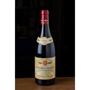 人気商品!ワイン ニュイサンジョルジュ 1erクリュ シェノ 2004|tosazake007