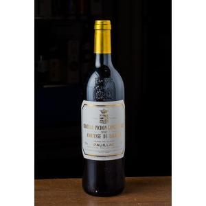 人気商品!ワイン シャトー・ピション・ロングヴィル・コンテス・ラランド2005|tosazake007