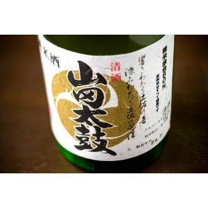 人気商品!土佐酒 山田太鼓 純米酒 720ml|tosazake007