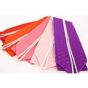 正絹 重ね衿伊達衿 振袖用 正装用 パールタイプ 女性 和服 浴衣 小物 振袖 婦人用 レディース 婦人 成人式|tosen