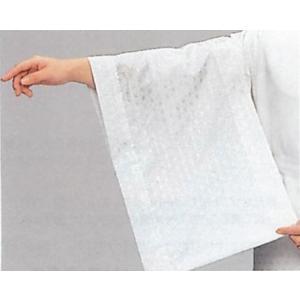 装道替袖 柄お任せ白 美容替袖んたんに装着できる替袖 レディース 着物、浴衣 和装下着 長襦袢
