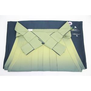 袴 紺 うす緑桜 女性用 レディース用 レンタルより安い 和装小物 tosen