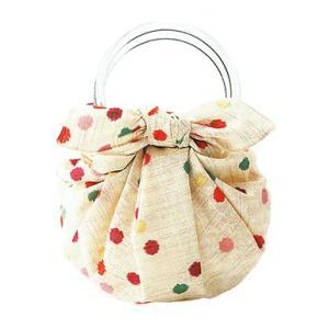 むす美 モダンガール いちごバッグ こんぺいとう 取り寄せ商品 むす美 musubi 掲載 和小物|tosen
