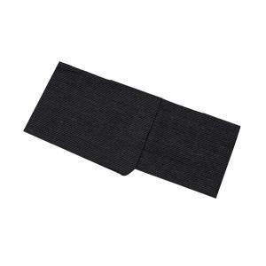 訳あり しじら織り 男浴衣(黒に白縞) M L LL 3Lサイズ 綿麻 麻混 男物浴衣 紳士 夏 メンズ シック モノトーン プレタ 仕立て上がり 大きいサイズ フリーサイズ|tosen