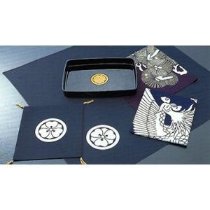 有職 儀式 結納セット(染)桐箱入り 受注生産 別誂 別注 有職 YU-SOKU 掲載 広蓋 ふろし|tosen