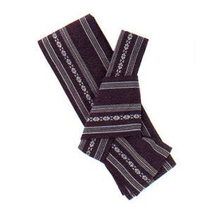 有職 和装小物 綿軽装角帯 献上柄 有職 YU-SOKU 掲載 和装小物 帯 角帯 男性 メンズ ポ|tosen