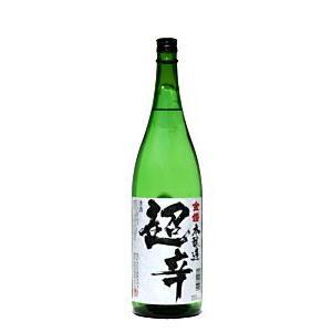 金婚 本醸造 超辛 1.8L|toshimaya