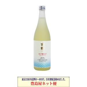 純米吟醸 江戸酒王子 720ml|toshimaya