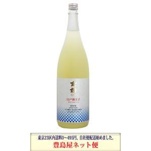 純米吟醸 江戸酒王子 1.8L|toshimaya