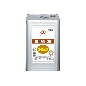 Jオイル ゴールデン白絞油 16.5kg缶|toshimaya