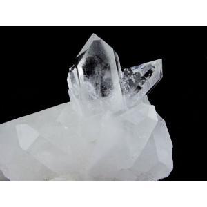 水晶クラスター 原石 アーカンソー産 台座付属 送料無料 182-137|tosho-stones|03