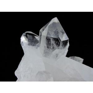 水晶クラスター 原石 アーカンソー産 台座付属 送料無料 182-137|tosho-stones|05