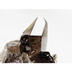 モリオン 原石 黒水晶原石 モリオンクラスター ブラジル産 182-845 tosho-stones 03