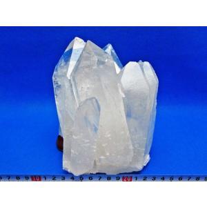 2.3Kg 水晶 クラスター アーカンソー州産 [送料無料] 192-310|tosho-stones|02