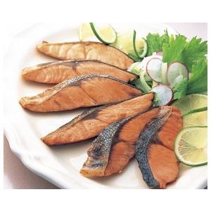 冷凍食品 焼鮭30g×10枚 骨無し国産秋鮭|東商マート