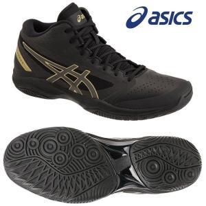 アシックス asics バスケットシューズ メンズ レディース ゲルフープ GELHOOP V11 STANDARD 1061A015-005 ブラック×ブラック totai