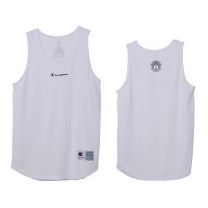 チャンピオン champion バスケットボール メンズ タンクトップ シャツ C3-TB353-010 ホワイト|totai