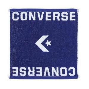 コンバース(convers) ジャガードハンドタオル 34×35cm スポーツ用品 ネイビー CB182902-2911|totai