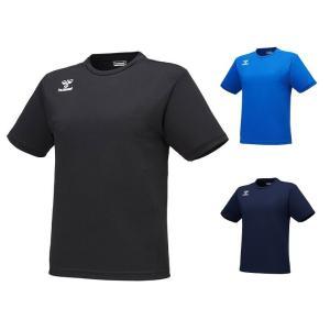 ヒュンメル hummel 半袖 tシャツ 冷つめたプラクティスシャツ メンズ レディース HAP1153|totai